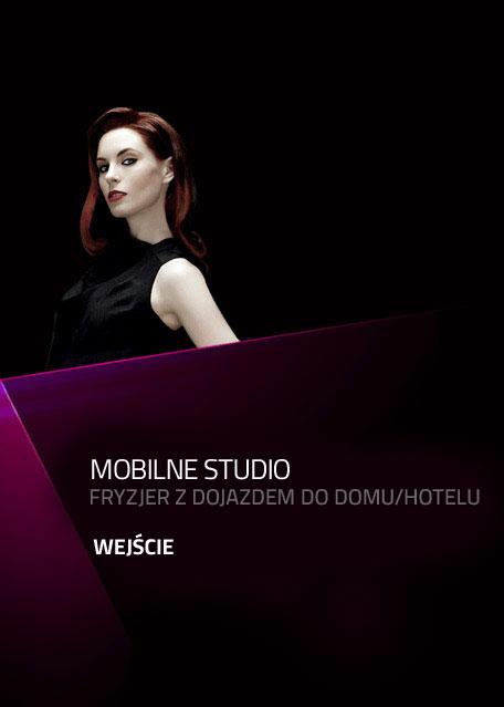 D&D Studio - Mobilny salon fryzjerski Kraków